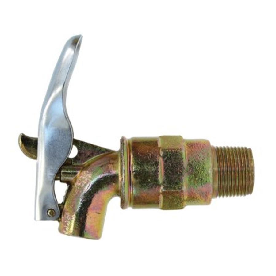 Vatkraan staal Legering 19 mm LX-1727 Zelfsluitend