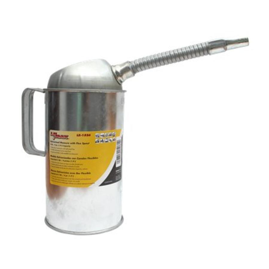 Olieschenkkan met flexibele tuit (1,9 L) LX-1526