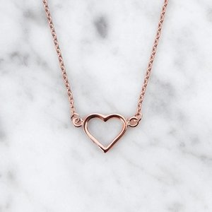 Everybody's Darling | rose gold plated