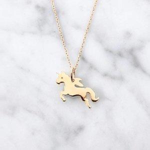 Unicorn | gold plated
