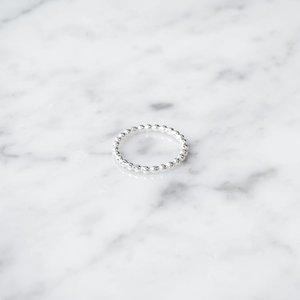 Ball ring | 925 silver