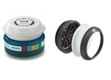 filters voor half- en volgelaatsmaskers