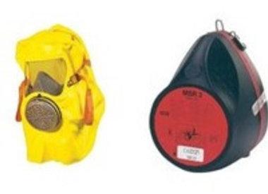 vluchtmaskers & gasdetectie