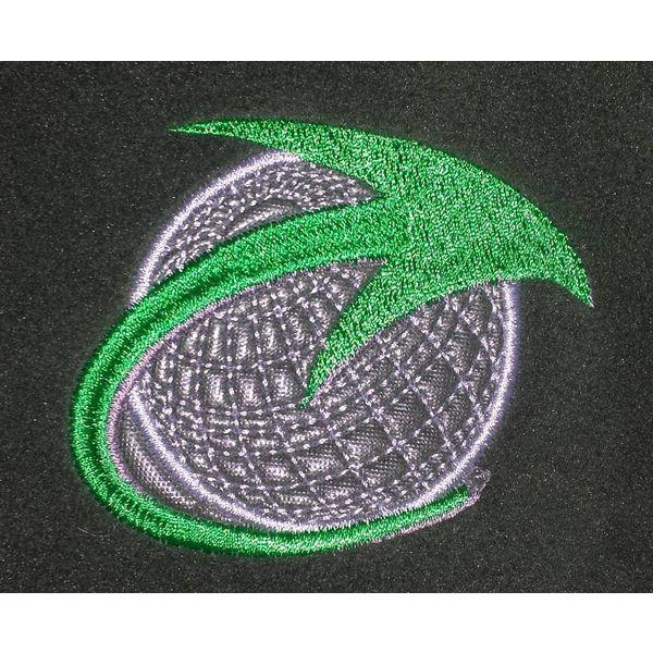 Borduren logo Bevernaegie