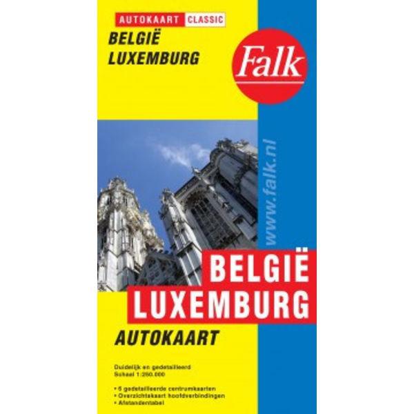 belgie/luxemburg classic