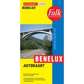benelux autokaart classic