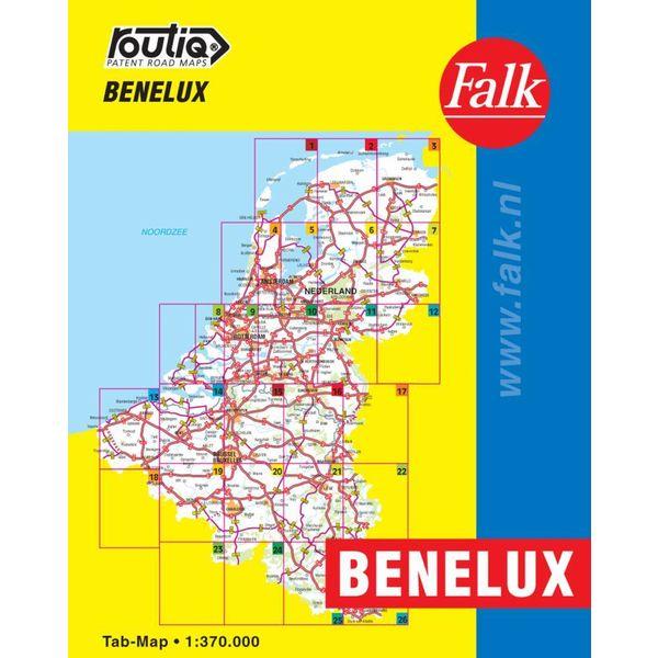 benelux tab-map routiq