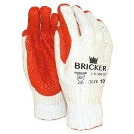 Bricker stratenmakershandschoen mt 10