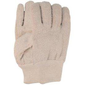 Frotté handschoen mt 10