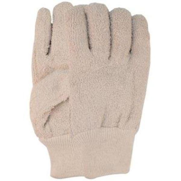 Frotté handschoen hitte bestendig