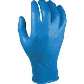 M-Safe 246BK Nitril Grippaz 50st mt S t/m 3XL kleur blauw