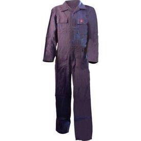 m-wear probatex overall fr-ast marine blauw