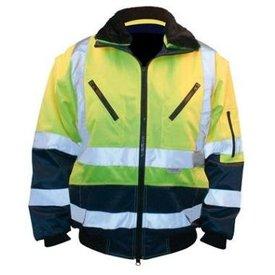 M-Wear 0962 pilotjack fluo geel of oranje