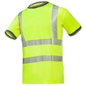 Sioen 3876 Rovito T-shirt fluo geel of oranje