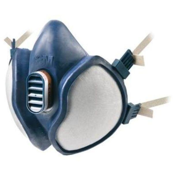 3M 4277 FFA1B1E1-P3 R D halfgelaatsmasker