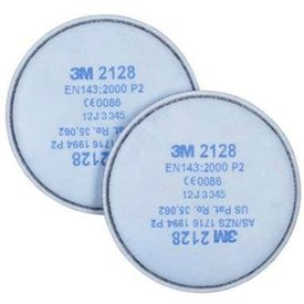 3M 2128 stoffilter P2 R set van 2 filters