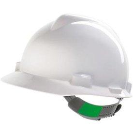 MSA V-Gard veiligheidshelm met Push-Key binnenwerk diverse kleuren leverbaar