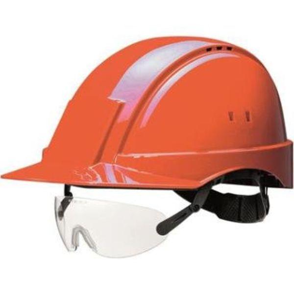 3M Peltor V6E geïntegreerde veiligheidsbril