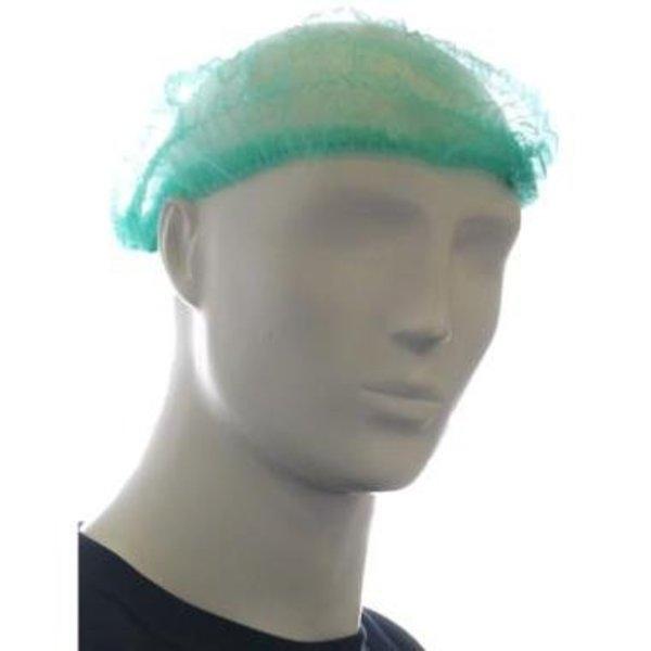 Baret model wokkel groen 100 st