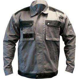 M-Wear 2263 jas grijs/zwart