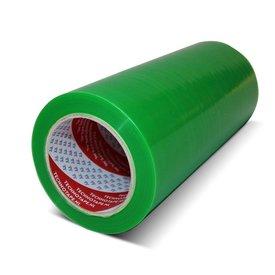 beschermfolie groen 500mm x 100mtr x 50mµ