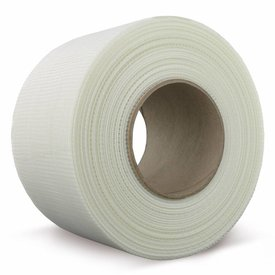 glasvezeltape sg indoor 63g/m² wit 48mm x 90m doos a 24 rollen.