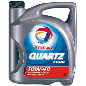 quartz 7000 10w40 5l
