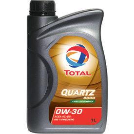 quartz 9000 0w30 1l