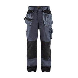 Bläkläder werkbroek 1503 Grijs/zwart