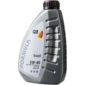 Q8 Formula Exel 5W40 1 Liter
