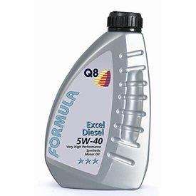 Q8 Formula Exel Diesel 5W40 1 Liter