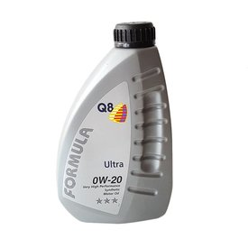 Q8 Formula Ultra 0W-20 1 Liter