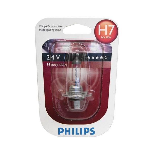 24V H7 premium 70W philips blister