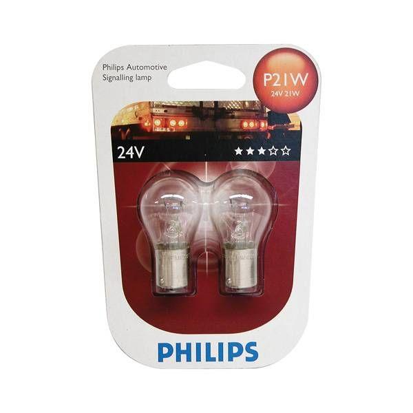 24V 21W philips blister