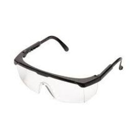 veiligheidsbril M-Safe plus blank/blauw