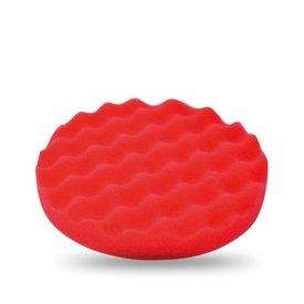 poetspad wafel rood 2 stuks 150mm