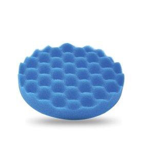 poetspad wafel blauw 2 stuks 150mm