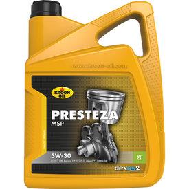 Kroon Presteza MSP 5W30, 5 Liter