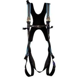 M-Safe 4014 Premium harnas 3D, maat S/M