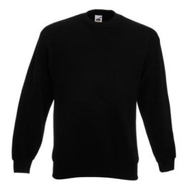 Fruit of the Loom 622020 Set-in Sweat sweater S t/m 3XL