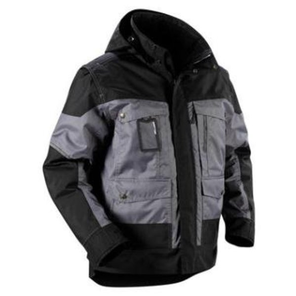 Bläkläder winterjas 4886 grijs/zwart