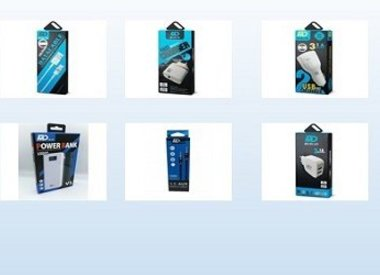 telefoon accessoires MD-Blue