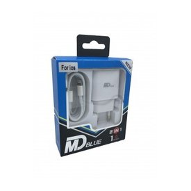MD BLUE Speed Travel Adapter Iphone