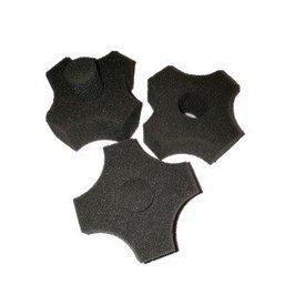 Anti lek spons 70mm x70mm x20mm kern doos a 100 Stuks