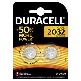 duracell electronics 2 x 2032 incl. vb.