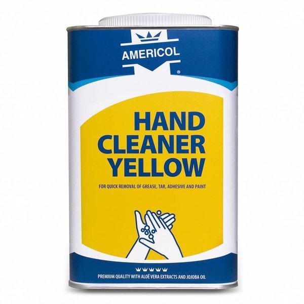 Amiricol Handcleaner yellow 4,5 kg blik