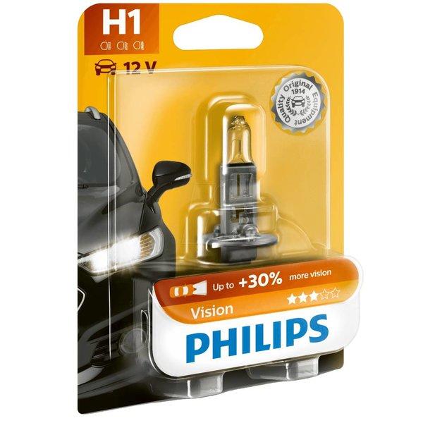 h1 premium philips blister