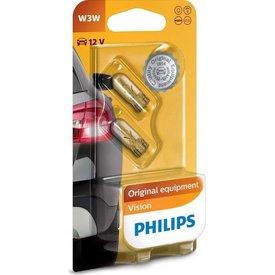 12v3w wedge 2st philips