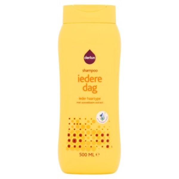 Derlon shampoo iedere dag 500ml