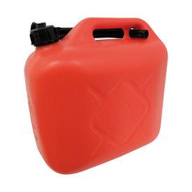 jerrycan 10lL rood voor benzine